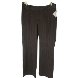 Dockers pinstripe trousers pants new nwt size 14